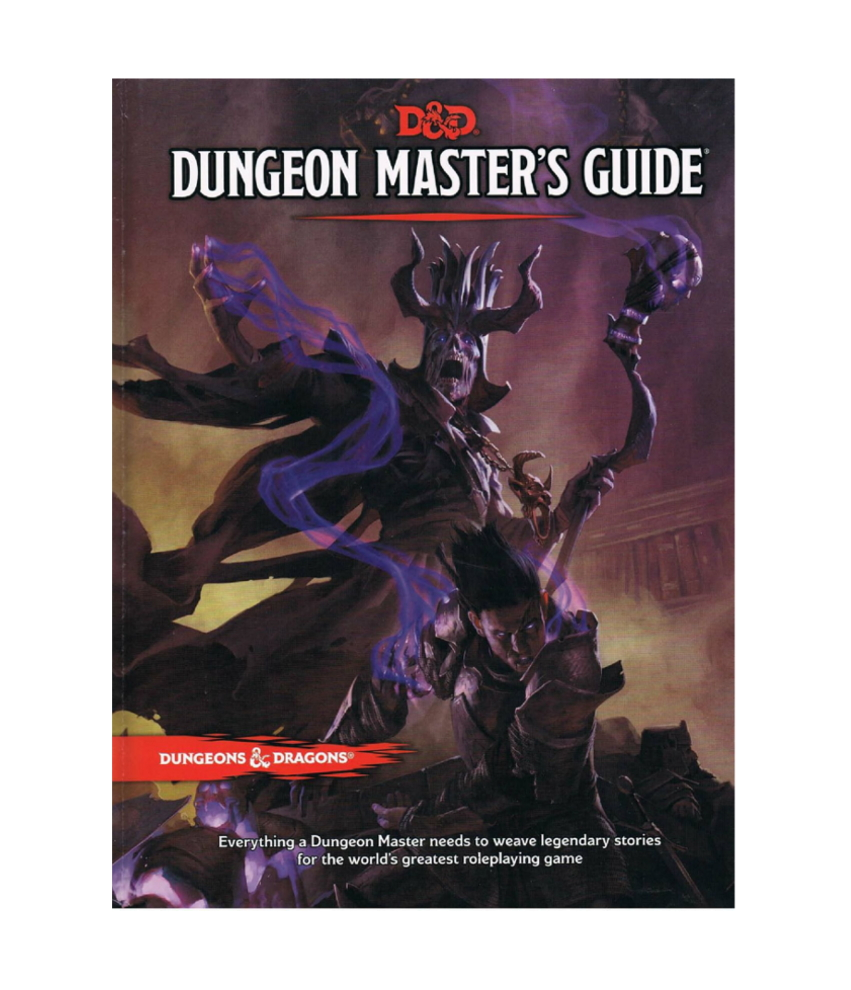dungeon master guide 5 pdf